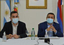 El Gobernador Herrera Ahuad participó del inicio de la 2° edición de Turismo Innova