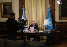 Alberto Fernández en la ONU: «La vacuna contra el coronavirus tiene que ser un bien público global»