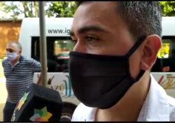 Para el ministro de Turismo la aparición de casos de coronavirus en Iguazú influyó en la baja cantidad de gente que visitó Cataratas