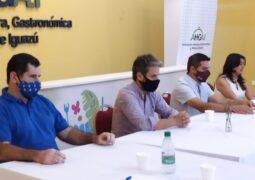 Primera reunión del Comité de Crisis S.O.S. Iguazú: movilización y endurecimiento de medidas