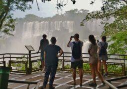 Iguazú podría ser el primer destino de Argentina donde se pruebe el regreso del turismo