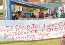 Familias de Colonia Pepirí firmaron acuerdo histórico después de más de 40 años de lucha colectiva