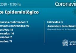 Un nuevo caso confirmado de coronavirus en Iguazú: se trata de un efectivo del Ejército