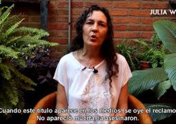 En una nueva producción audiovisual, el Inadi Misiones abordó la cuestión de los femicidios