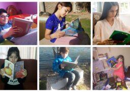 Un año más: 24 niños y niñas se consagraron como los más lectores de todo el país