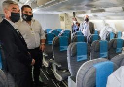 Transporte: El Gobierno anunció el regreso de los vuelos regulares a partir del fin de semana pero no para turistas