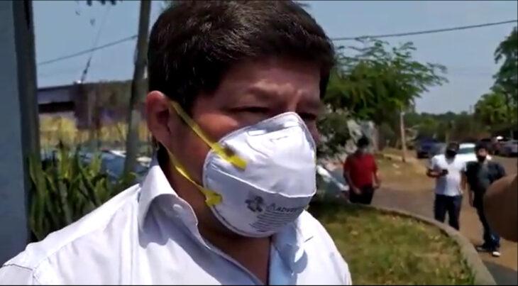 Internaron al ministro de Salud, Oscar Alarcón, por COVID-19