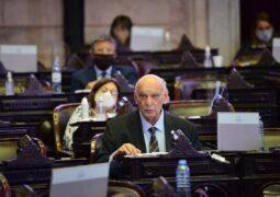 Pastori cuestionó los montos asignados al pago de jubilaciones, universidades y transporte del interior