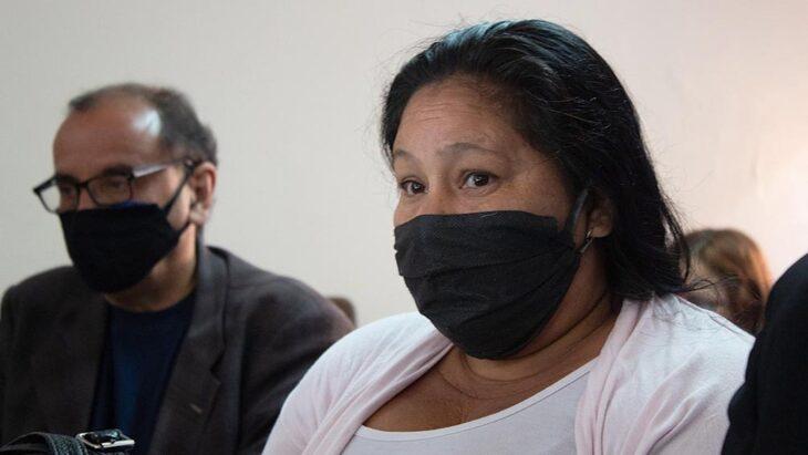 María Ovando fue nuevamente detenida y trasladada a la Unidad Penal V de Mujeres