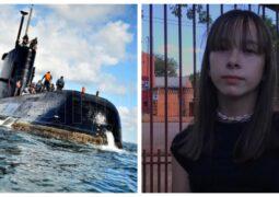 El poema de una adolescente de Iguazú se convirtió en la canción homenaje a los tripulantes del ARA San Juan