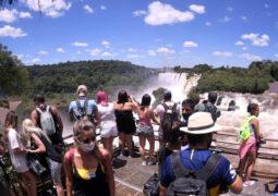 Iguazú está entre los destinos más demandados para el fin de semana largo de Carnaval