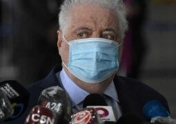 El presidente Alberto Fernández le pidió la renuncia al ministro de Salud Ginés González García