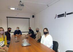Referentes de movimientos ambientalistas se reunieron con el ministro de Industria