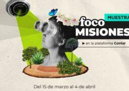 La plataforma Contar estrena la muestra «Foco Misiones»