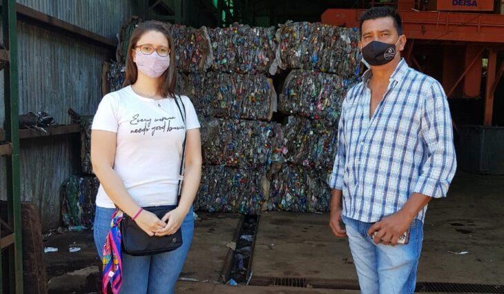 Avanza el Proyecto de Compostaje Comunitario del IMiBio con la Recicladora Cataratas