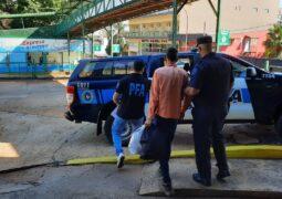 La Policía Federal detuvo a una persona con pedido de captura por amenazas con arma de fuego