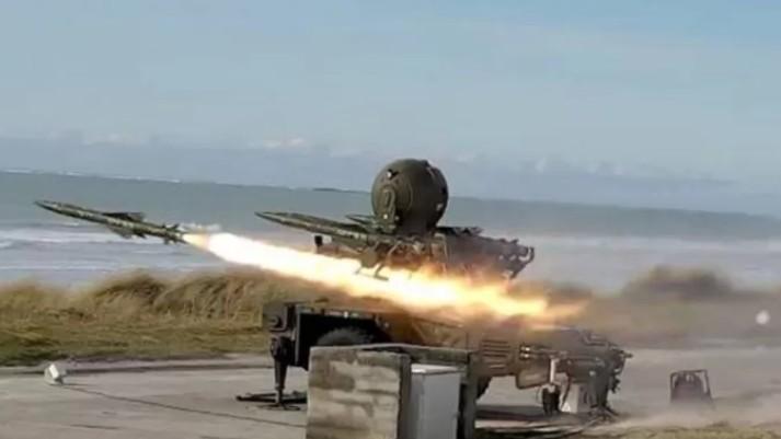 El Gobierno rechazó el lanzamiento de misiles del Reino Unido en Malvinas