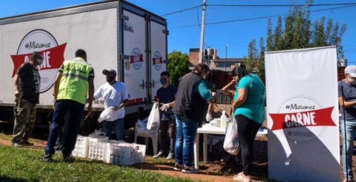 El programa «Misiones Carne» vuelve a Iguazú: este jueves estará en la plaza del Barrio Unión