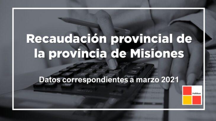 Nuevo récord en la recaudación misionera: en marzo creció 120,4% y tocó un techo histórico