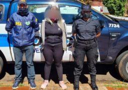 Se entregó en Iguazú la acusada de matar a un ex policía en Buenos Aires