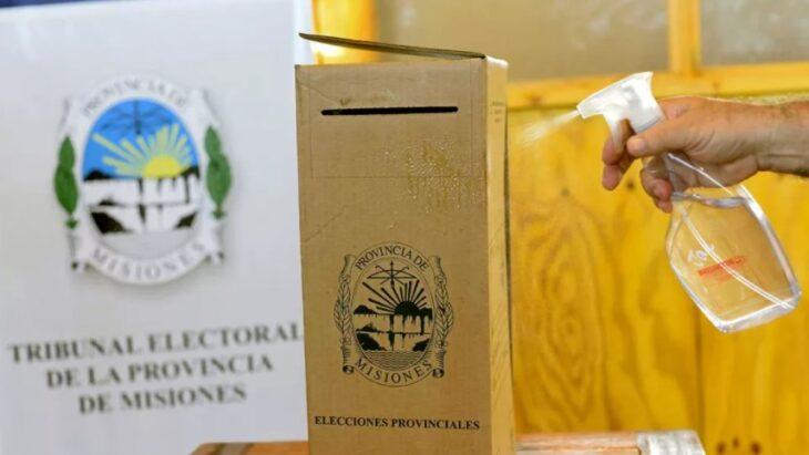 Limitan la cantidad de fiscales para las elecciones del 6 de junio: sólo podrá haber uno de mesa y uno general por cada partido