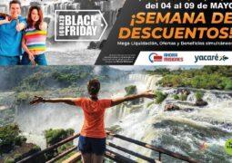 Arrancó el «Iguazú Black Friday», con importantes descuentos en casi todos los rubros