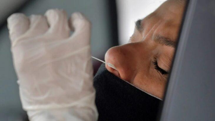 Se reportaron 348 muertes por coronavirus en las últimas 24 horas en el país