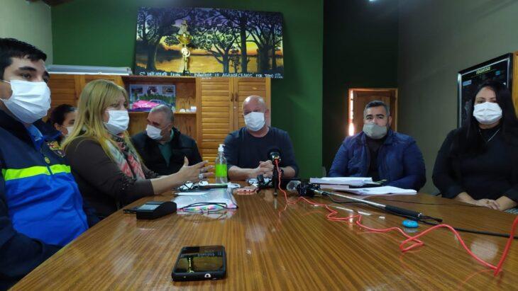 Filippa anunció que el próximo lunes comenzará la entrega de las Tarjetas Alimentar en Iguazú