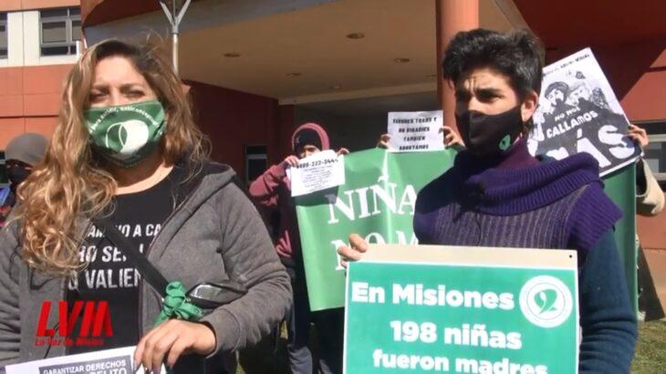 Exigen que hospitales de Misiones informen y cumplan las leyes de interrupción de embarazos
