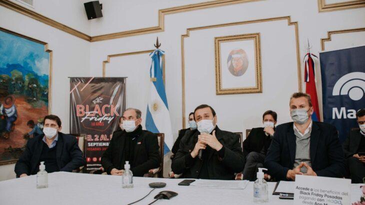 El Black Friday Posadas, que se realizará en septiembre, será el primer evento en el que se aplicará el pasaporte sanitario