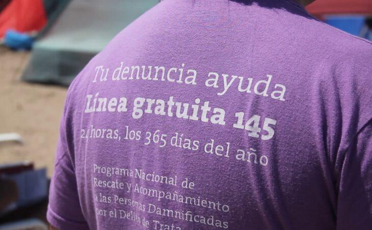 Día Internacional Contra la Trata de Personas: continúan las acciones para concientizar respecto a esta problemática