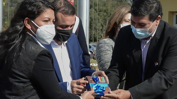 """Se presentó el CD """"Símbolos y Canciones Oficiales"""" de la provincia de Misiones"""