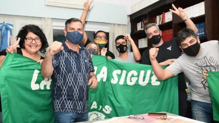 En la provincia, Isaac Lenguaza fue el más votado en el Frente de Todos