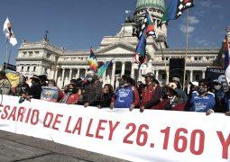 Ley de Emergencia Territorial Indígena: Piden a los legisladores nacionales por Misiones que voten la prórroga