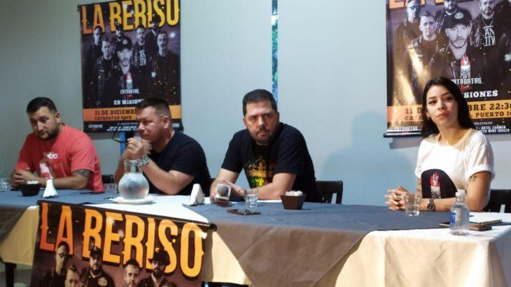 En diciembre, La Beriso se presentará en la Costanera de Iguazú