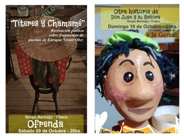 Fin de Semana de Títeres en La Cabaña de los Muñecos